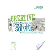 Creative Approaches to Problem Solving - A Framework for Innovation and Change (Isaksen Scott G.)(Paperback) (9781412977739)