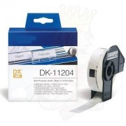 Brother Etiquetas Originais Brother DK11204