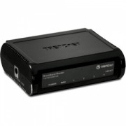 Router Trendnet TW100-S4W1CA 10/100 Mbps