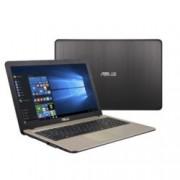 """Лаптоп Asus X540UB-GQ041 (90NB0IM1-M00500), двуядрен Skylake Intel Core i3-6006U 2.00 GHz, 15.6"""" (39.62 cm) HD Glare Display & GF MX110 2GB, (HDMI), 4GB DDR4, 1TB HDD, 1x USB 3.0, Linux, 2.0 kg"""