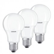 OSRAM Osram LED STAR Normal, E27, 9W 3-pack 4052899955493 Replace: N/A