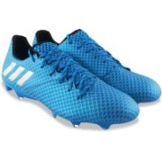 Adidas MESSI 16.1 FG Football Shoes For Men(Blue)