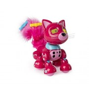 Zoomer Meowzies, Blossom, Interactive Kitten with Lights, Sounds and Sensors, by Spin Master