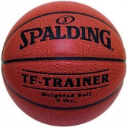 spalding Basketball NBA TRAINER WEIGHTED (Gewichtsball) (Outdoor) - 7