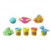 Pasta de modelat Play-Doh Lumea dinozaurilor