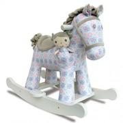 Little Bird Told Me Rosie & Mae Rocking Horse Stuffed Animal Ride On