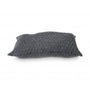 vtwonen Quilted kussen stonewashed grijs 30x60 cm GREY