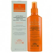 Collistar latte spray superabbronzante idratante viso-corpo wr spf 10 200 ml