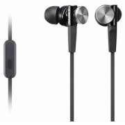 Sony MDR-XB55AP Black MIC (With 1 Year Sony India Warranty)