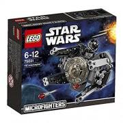 Lego Star Wars Tie Interceptor, Multi Color