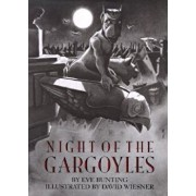 Night of the Gargoyles, Paperback/Eve Bunting