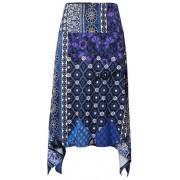 Desigual Dámská sukně Fal Katherine Navy 19SWFK14 5000 L