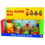 Megcos 1162 Pull Along Bug