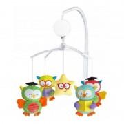 Carusel muzical Smart Owls Baby Mix