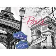 Puzzle Ravensburger - Paris Mon Amour, 1.500 piese (16296)