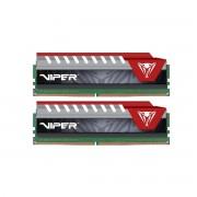 PATRIOT PVE432G240C5KRD kit ddr4 viper elite 32gb (2x16gb) 2400mhz cl15 - red