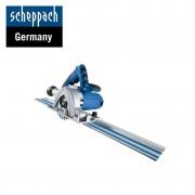 Ръчен потапящ циркуляр Scheppach PL305, 1010W, 115мм