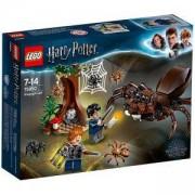 Конструктор ЛЕГО Хари Потър - Бърлогата на Aragog, LEGO Harry Potter, 75950