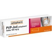 ratiopharm GmbH PVP-JOD-ratiopharm Salbe 100 g