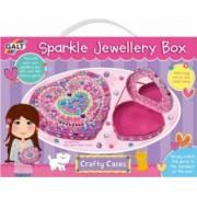 Set creatie - Cutie de bijuterii