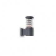 Kinkiet zewnętrzny Tronco AP1 027005 Ideal Lux oprawa w kolorze antracytu