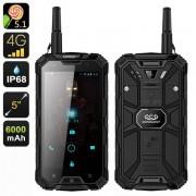 Защищенный смартфон Conquest S8 PRO 4G LTE