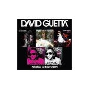 CD - David Guetta - Original Album Series (5 CDs)
