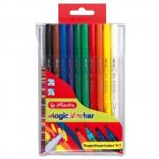 Carioci 10 culori/set HERLITZ Magic Marker