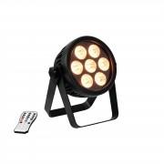 EuroLite - LED 4C-7 Silent Slim Spot