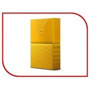 Жесткий диск Western Digital My Passport 1Tb WDBBEX0010BYL-EEUE
