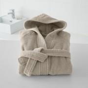 Badjas met kap voor kinderen 450 g/m²