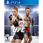 Sony PS4 Game - EA SPORTS UFC 2, Retail Box, No