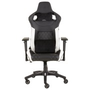 Silla Corsair Gaming T1 Race reclinable 4D negro/blanco