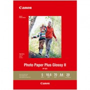 CANON PP301 A4 PHOTO PLUS GLOSSY 265GSM 20 SHEETS