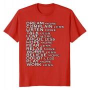 Тениска Dream more