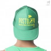 CA-RIO-CA Posto 9 Hat Kelly Green CRC-H1044