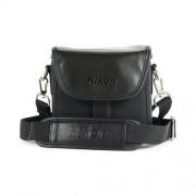 NIKON CS-P08 - Housse cuir pour Coolpix P500, P100, L100, L110, L120 - Noire