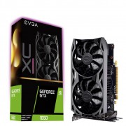 VGA EVGA GTX 1650 XC ULTRA, OVERCLOCKED, nVidia GeForce GTX 1650, 4GB, do 1875MHz, 24mj (04G-P4-1157-KR)