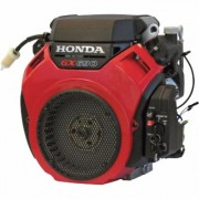 Honda Engines V-Twin 4-stroke OHV Engine with Electric Start (688cc, GX Series, 1 1/8 Inch x 3 31/32 Inch Shaft, Model: GX690RHTXA2)