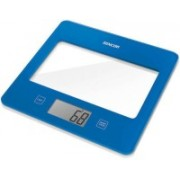 Sencor Kitchen Scale BLUE SKS5022BL-NA Weighing Scale(Blue)