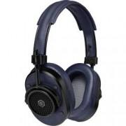 Master & Dynamic Hi-Fi sluchátka Over Ear Master & Dynamic MH40 MH40B4, námořnická, černá