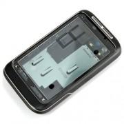 Оригинален панел за HTC Wildfire S Черен
