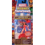 Marvel Legends Showdown Booster Pack with Super Poseable Action Figure Elektra