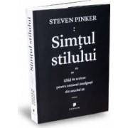 Simtul stilului - Steven Pinker