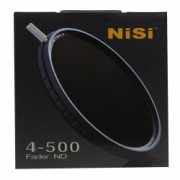 Nisi Ultra ND4-500 82mm ND Variabil - RS125007662