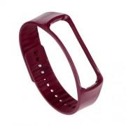 Okosóra szíj - PIROS - Samsung Galaxy Gear Fit R350 Smart Watch
