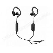 PANASONIC Écouteurs de Sport Bluetooth avec Microphone Panasonic RP-BTS10E-W Waterproof Blanc