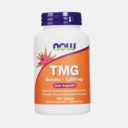 NOW TMG - BETAINE 1000mg 100 COMPRIMIDOS