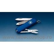 Cutit multifunctional de buzunar Victorinox Classic SD albastru 0.6223.2