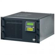 LEGRAND MEGALINE 5 kVA 13 perc BEM: Schuko/FR dugó KIM: 4xSchuko RS232 online kettős konverziós szünetmentes rack (UPS)